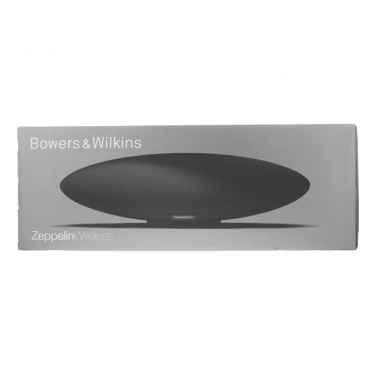 Bowers & Wilkins Zeppelin Wireless schwarz wie neu