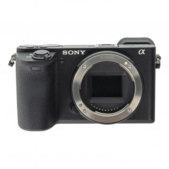 Sony Alpha 6500 / ILCE-6500 Schwarz sehr gut