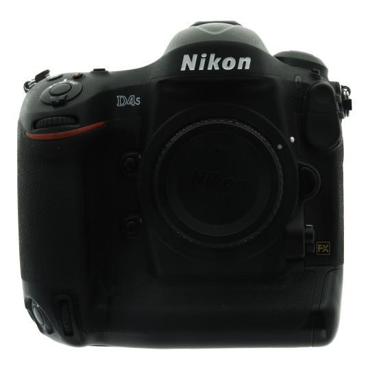 Nikon D4s noir Bon