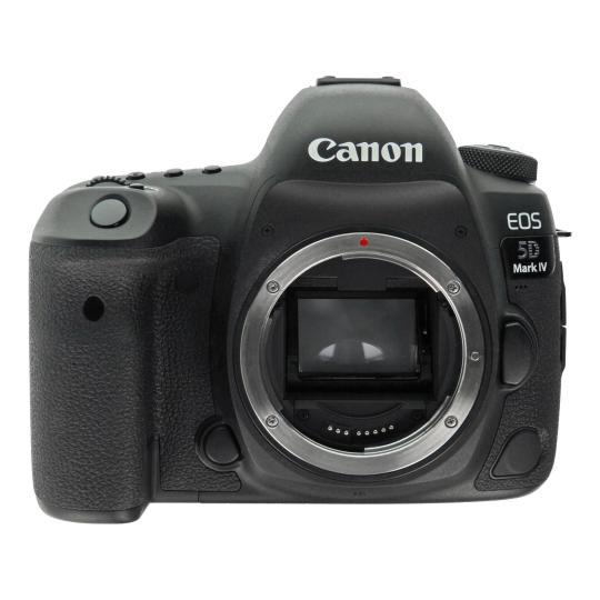 Canon EOS 5D Mark IV Schwarz gut