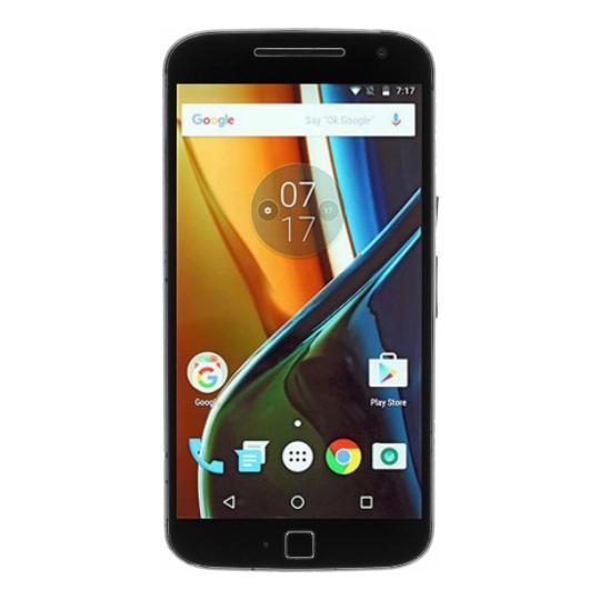 Motorola Moto G4 Plus Dual-Sim 16Go noir Très bon