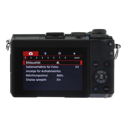 Canon EOS M6 noir Comme neuf