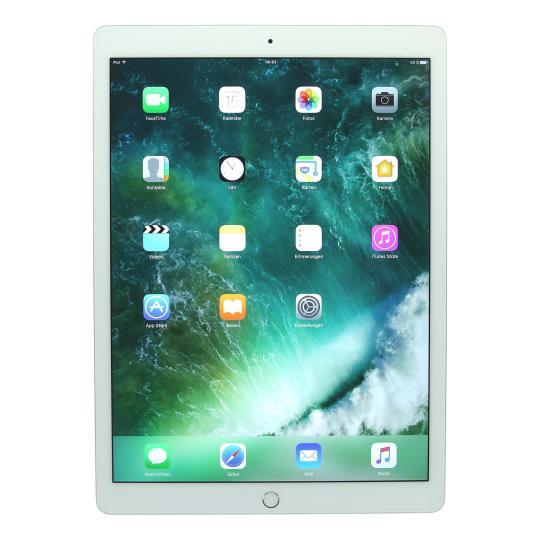 """Apple iPad Pro 12,9"""" +4g (A1671) 2017 256 Go argent Bon"""