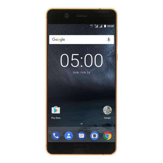 Nokia 5 Dual-Sim 16Go cuivre Bon