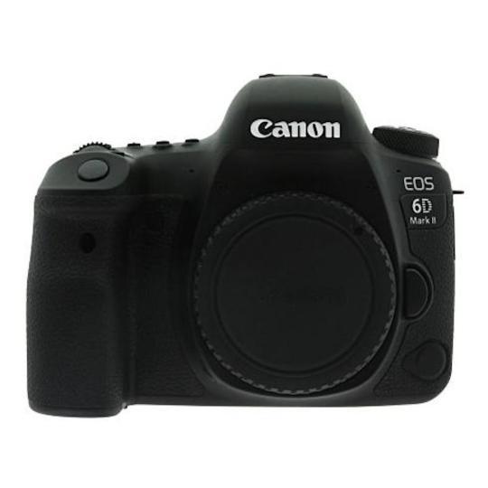 Canon EOS 6D Mark II noir Neuf