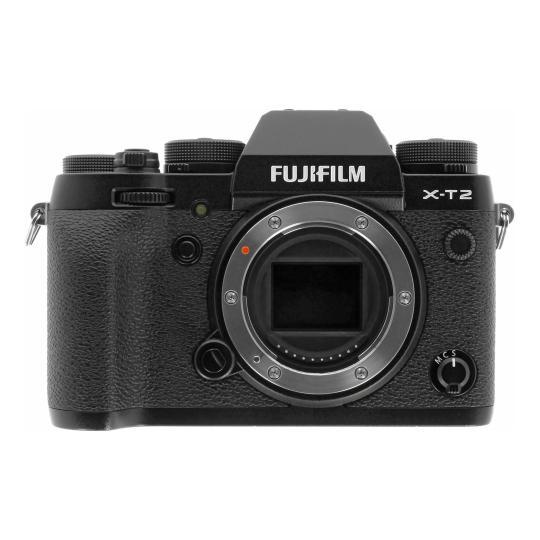 Fujifilm X-T2 Schwarz neu