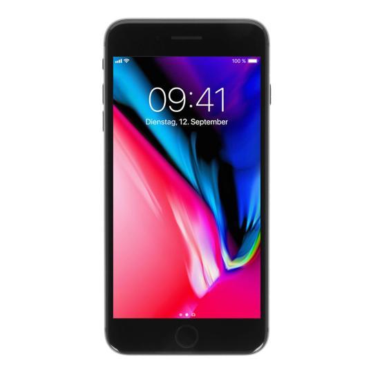 Apple iPhone 8 Plus 256 GB Spacegrau gut