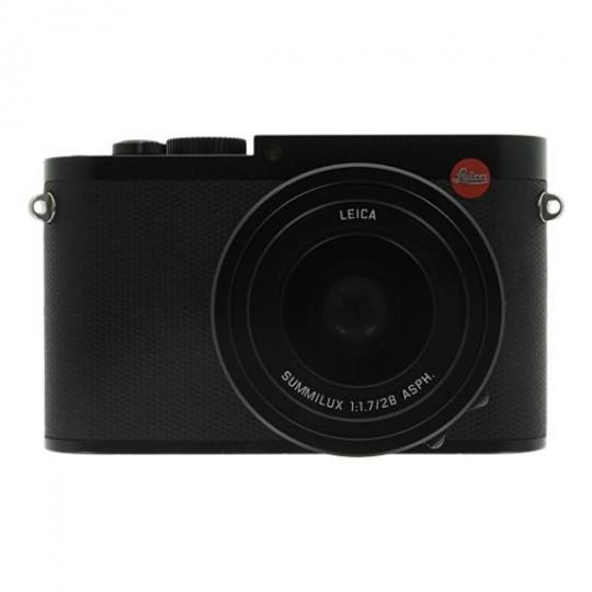 Leica Q (Type 116) noir Très bon