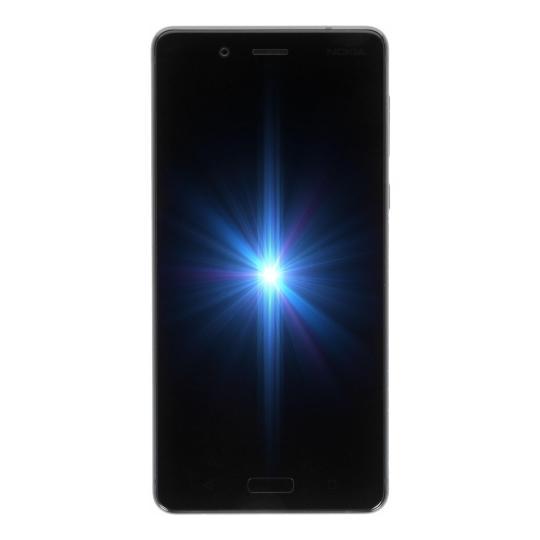 Nokia 8 Single-Sim 64Go bleu indigo Bon