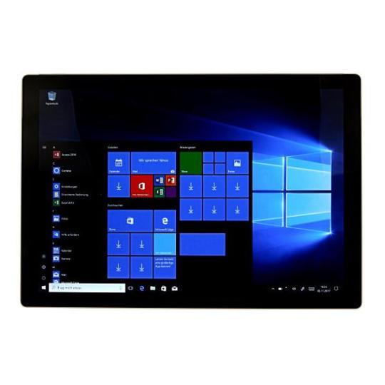 Microsoft Surface Pro 2017 Intel Core i5 4GB RAM 128GB schwarz sehr gut