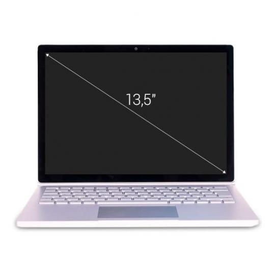 "Microsoft Surface Book 2 13.5"" 1,90 GHz i7 512 GB SSD 16 GB silber gut"
