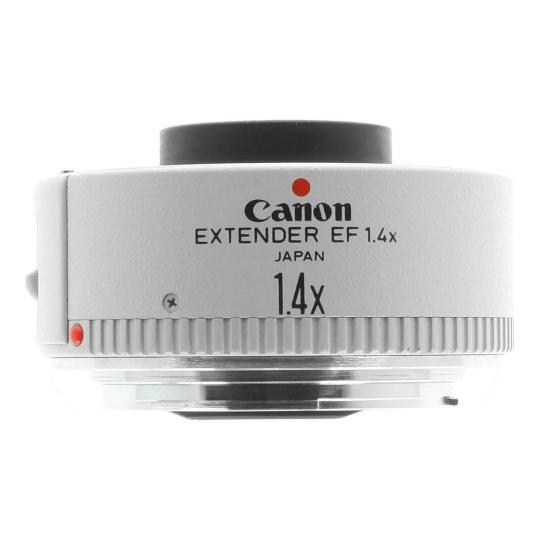 Canon EF Extender 1.4x weiß gut