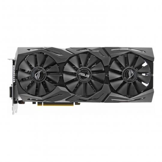 Asus GeForce GTX 1080 Ti ROG Strix OC (90YV0AM0-M0NM00) schwarz gut
