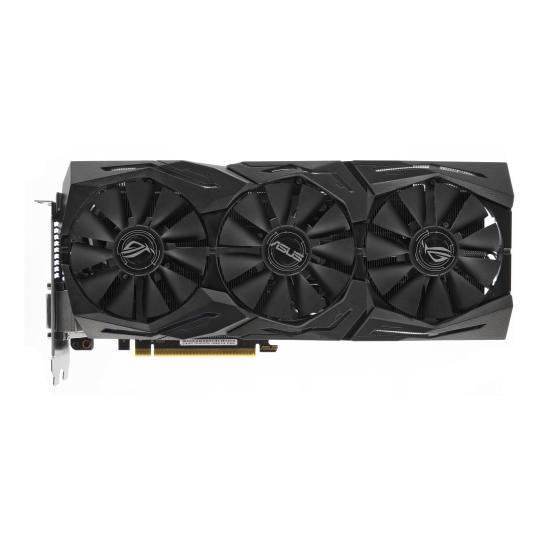 Asus GeForce GTX 1070 ROG Strix OC (90YV09N0-M0NA00) noir Comme neuf