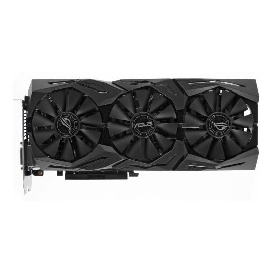Asus GeForce GTX 1060 ROG Strix (90YV09Q1-M0NA00) schwarz wie neu