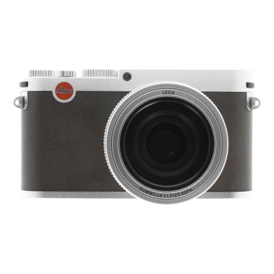 Leica X (Typ 113) silber wie neu