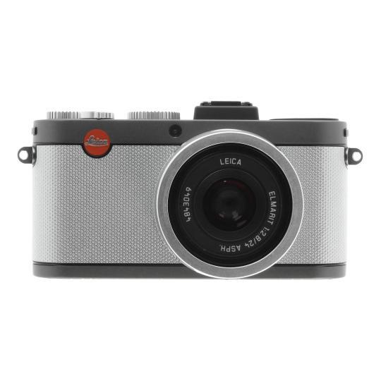 Leica X-E (Typ 102) silber gut