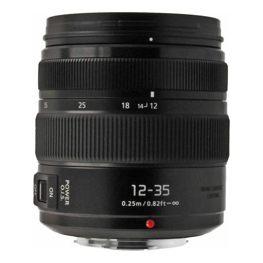 Panasonic 12-35mm 1:2.8 Lumix G X Vario ASPH II OIS (H-HSA12035) schwarz sehr gut