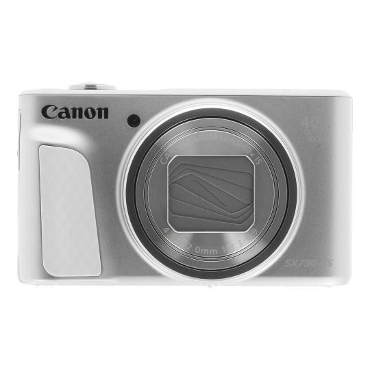 Canon PowerShot SX730 HS silber gut