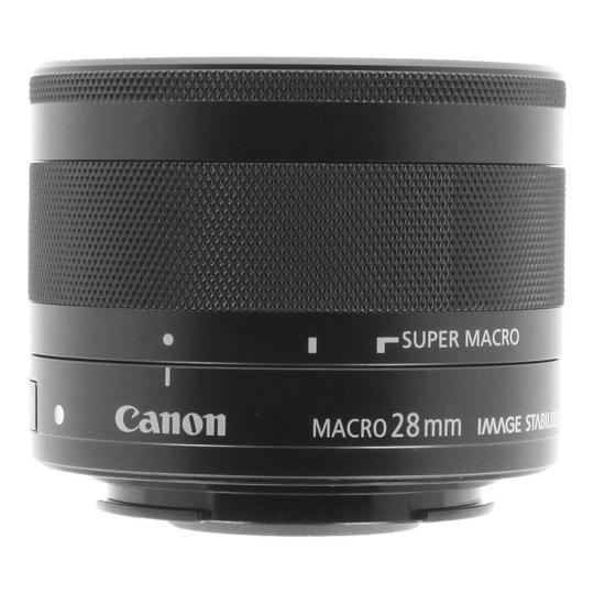Canon 28mm 1:3.5 EF-M Macro IS STM  schwarz wie neu