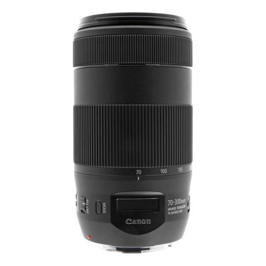Canon 70-300mm 1:4.0-5.6 EF IS II USM (0571C005) schwarz gut