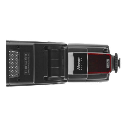 Nissin Speedlite MG8000 für Canon schwarz gut