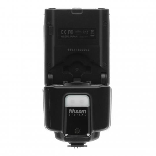 Nissin i40 für Nikon schwarz wie neu