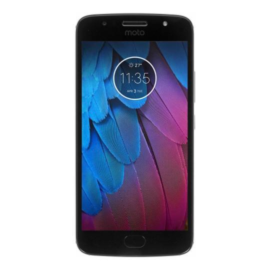 Motorola Moto G5S Dual-SIM 32Go gris Neuf