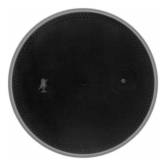 Amazon Echo Plus schwarz gut