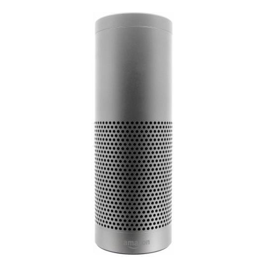 Amazon Echo Plus silber