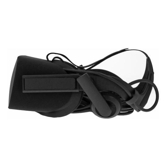 Oculus Rift noir Neuf