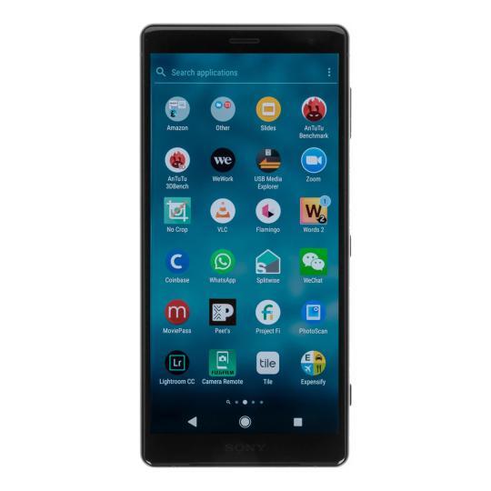 Sony Xperia XZ2 Single-Sim 64GB schwarz wie neu