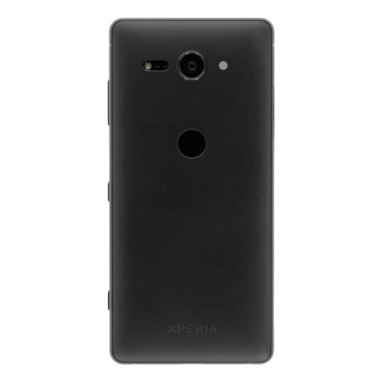 Sony Xperia XZ2 compact Single-Sim 64GB schwarz