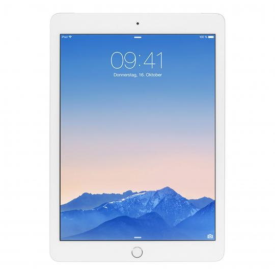 Apple iPad 2018 (A1954) +4G 32GB silber gut