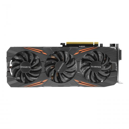 Gigabyte GeForce GTX 1080 G1 Gaming (GV-N1080G1 GAMING-8GD) schwarz neu