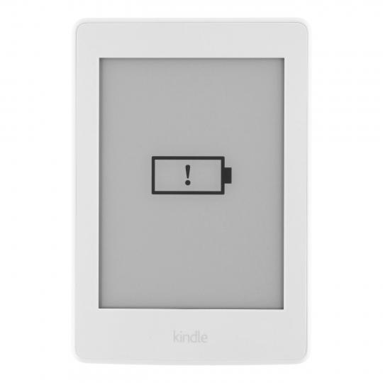 Amazon Kindle PaperWhite 2016 weiß gut