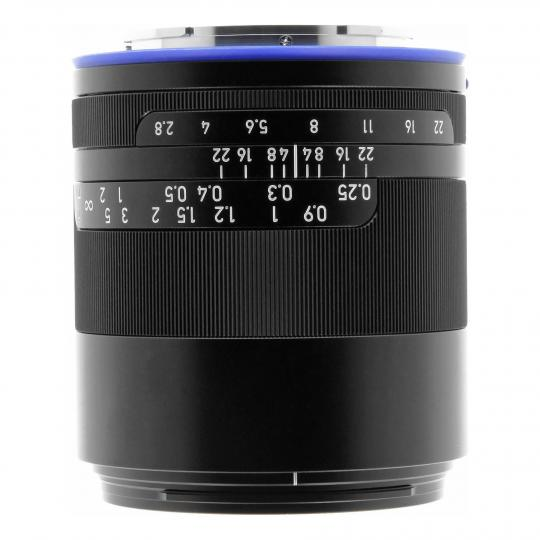 Zeiss 21mm 1:2.8 Loxia für Sony E-Mount schwarz sehr gut