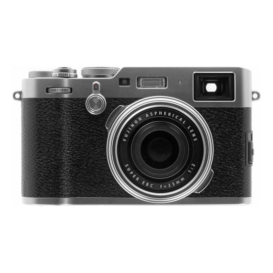 Fujifilm FinePix X100F silber gut