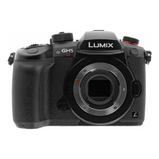 Panasonic Lumix DC-GH5S schwarz wie neu