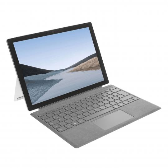 Microsoft Surface Pro 2017 Intel Core i5 8GB RAM 128GB schwarz silber sehr gut