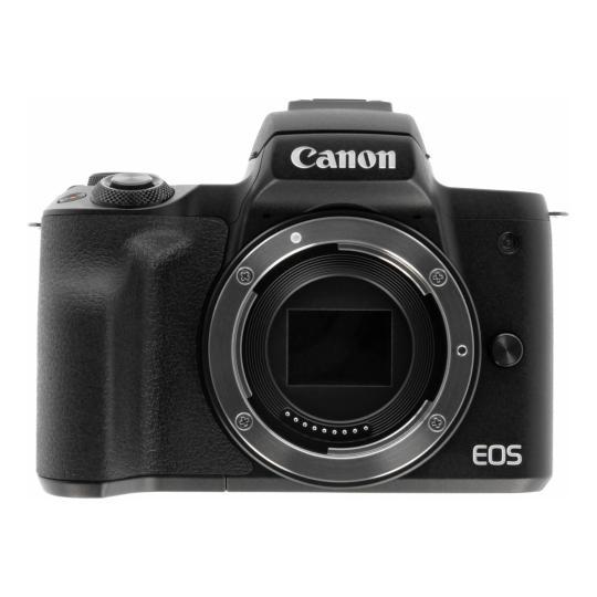 Canon EOS M50 schwarz neu