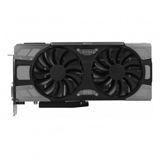 EVGA GeForce GTX 1070 FTW Gaming ACX 3.0 (08G-P4-6276-KR) silber gut