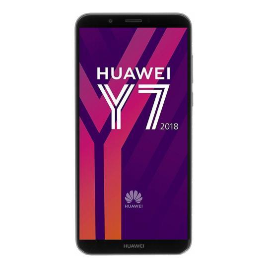 Huawei Y7 (2018) Dual-Sim 16GB schwarz wie neu