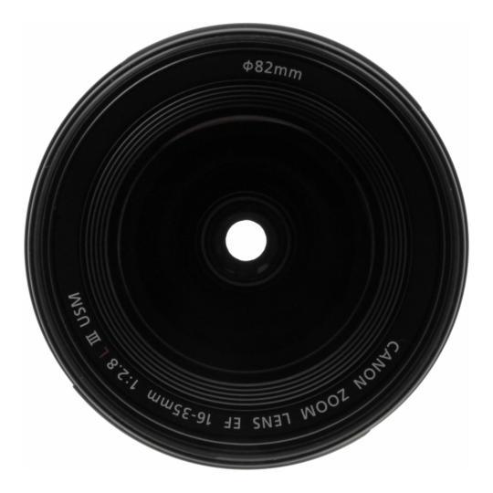 Canon 16-35mm 1:2.8 EF L III USM (0573C005) schwarz sehr gut