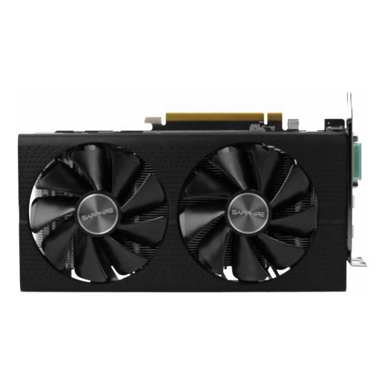 Sapphire Pulse Radeon RX 580 8GD5 (11265-05-20G) schwarz wie neu