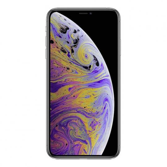 Apple iPhone XS Max 64GB silber gut