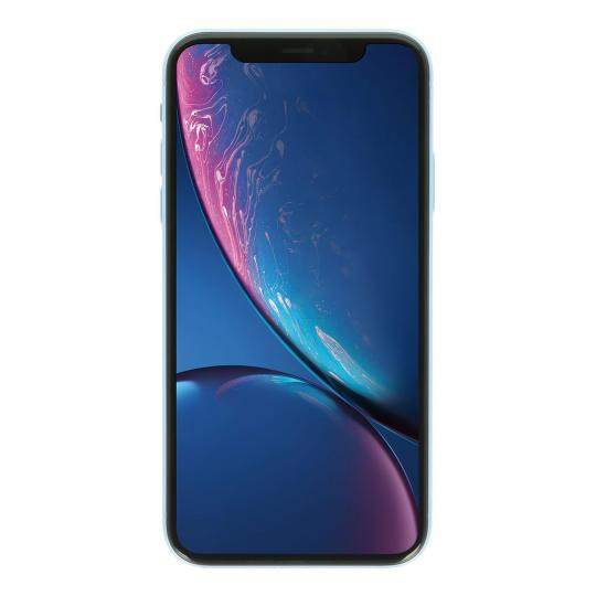 Apple iPhone XR 64GB blau sehr gut