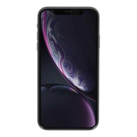 Apple iPhone XR 128GB schwarz gut