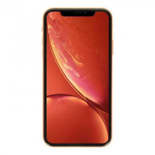Apple iPhone XR 256GB koralle gut