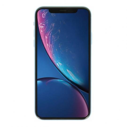 Apple iPhone XR 256GB blau sehr gut